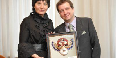 Денис Бокурадзе вошел в состав жюри Фестиваля «Золотая Маска»